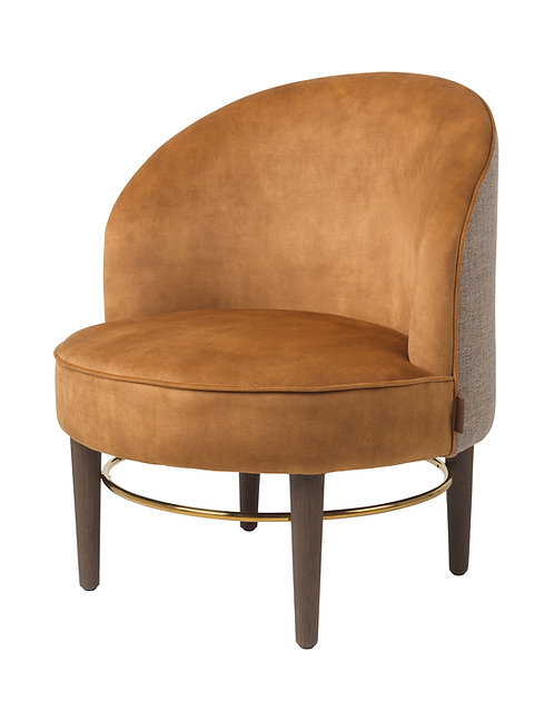 Cozy living - Club Lounge Chair Lux - Cumin