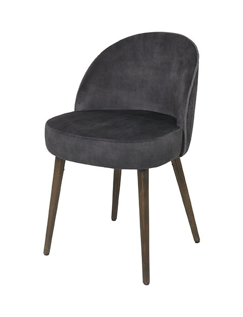 Cozy living - Thekla Dining Chair - Coal