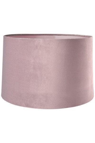 C'est Bon - Velour Lampeskærm - gl. rosa -25 cm