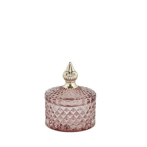 Lene Bjerre - Miya krukke H10,5 cm. - rosa