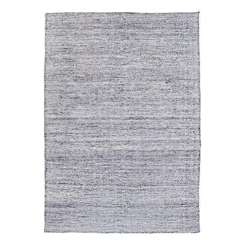 House Nordic - Michigan Tæppe - Sølv - 200x300 cm