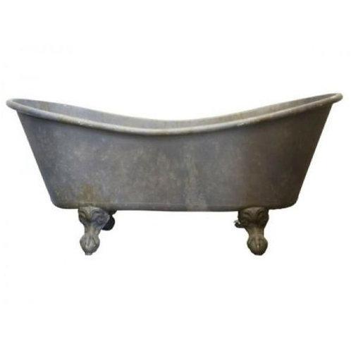 Chic Antique - Fransk badekar på løvefødder til deko