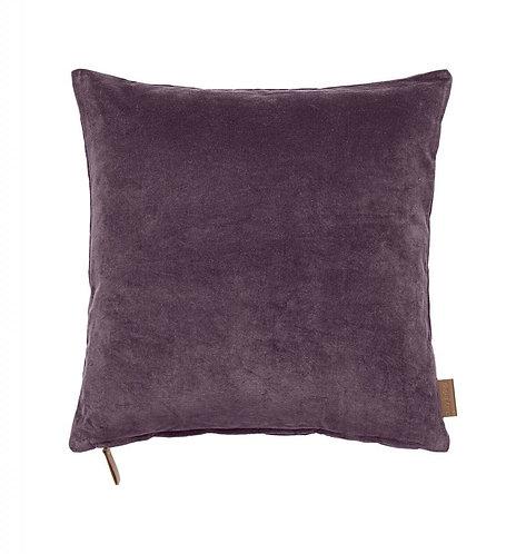 Cozy living - Velour pude - Grape