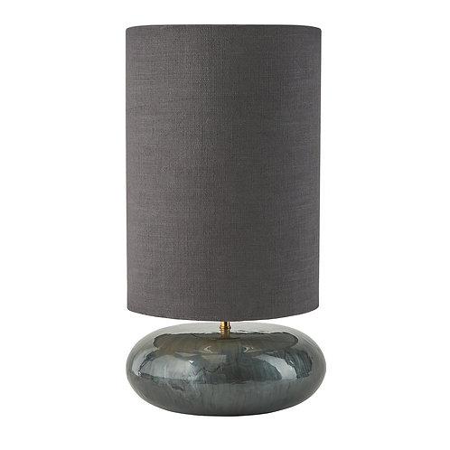Cozy Living - Senna lampe med skærm - Steel