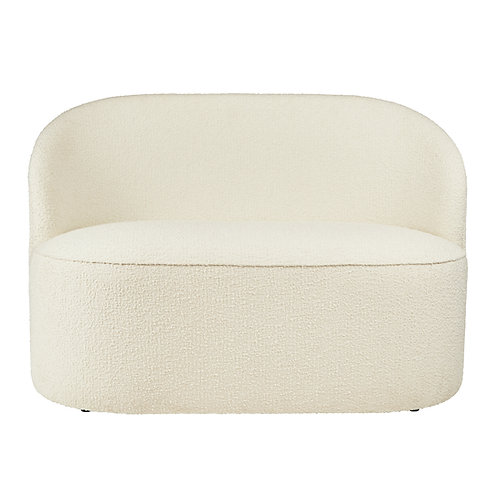 Cozy Living - Effie Couch - WHITE