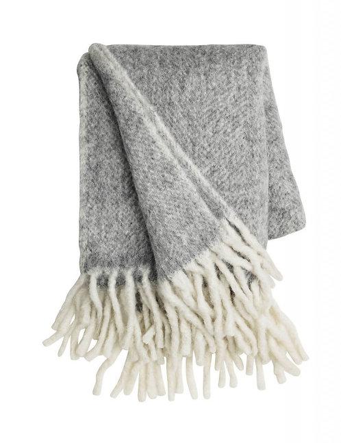 Cozy living - Plaid - Grey