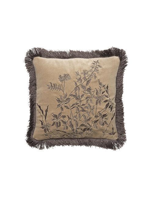 Cozy living - Jazz Embroid pude - Alpaca