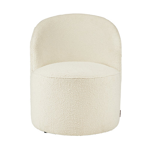 Cozy Living - Effie Chair - WHITE