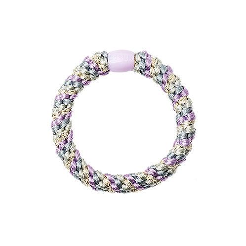 By Stær Hairties – multi purple rainbow