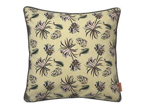 Cozy living - Palm Flower Cushion - Army
