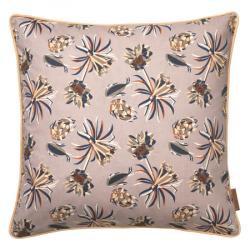 Cozy living - Palm Flower Cushion - Magnolia