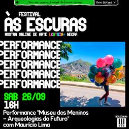 Festival Às Escuras