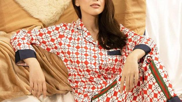 Savannah Longsleeve Pajama
