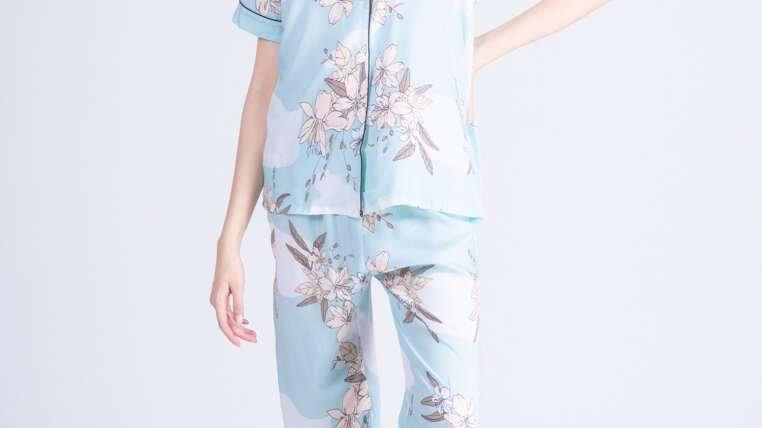 Vika Shortsleeve Pajama