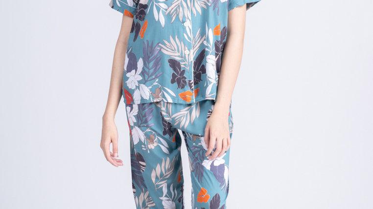 Pauline Shortsleeve Pajama