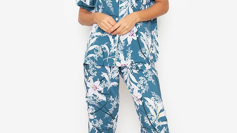 Jade Shortsleeve Pajama