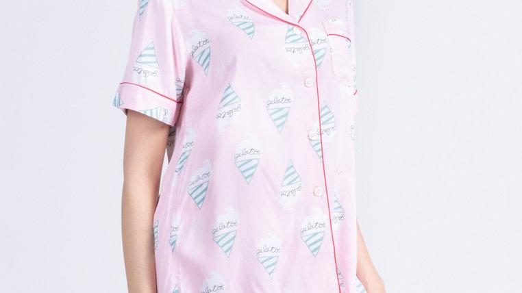 Brylle Shortsleeve Pajama