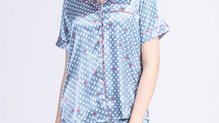 Biane Shortsleeve Pajama