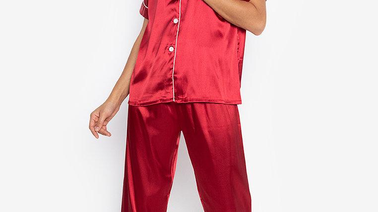 Cathy Shortsleeve Pajama