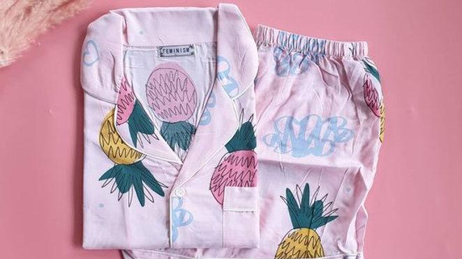 Aura shortsleeve shorts