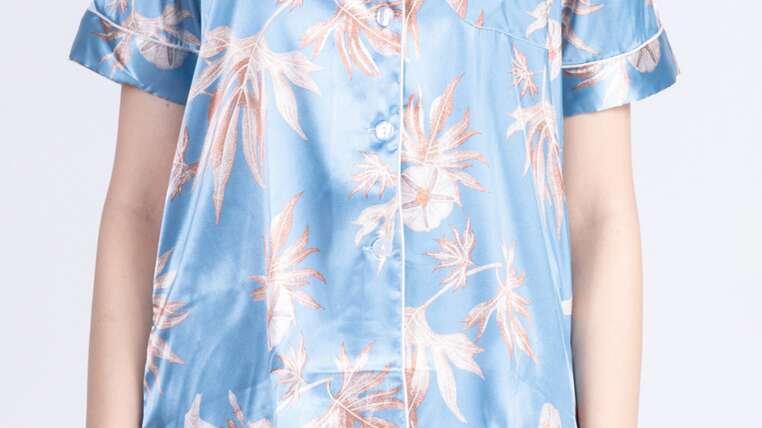 Odette Shortsleeve Pajama