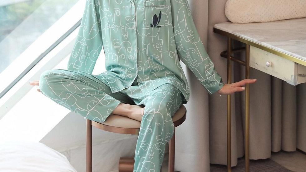 Hope Longsleeve Pajama