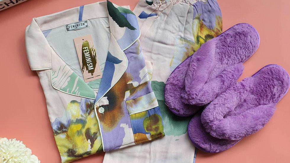 Violet SP+ Cali slippers