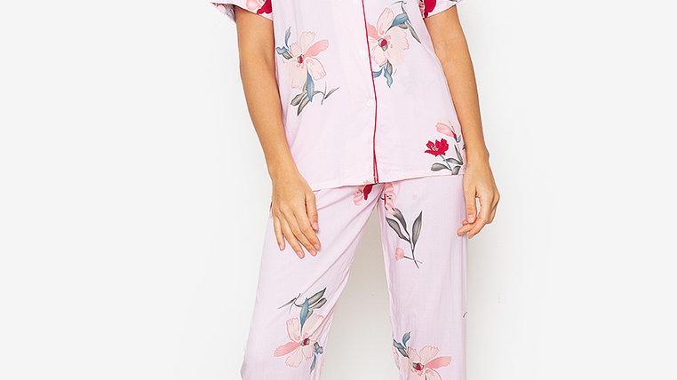Angie Shortsleeve Pajama