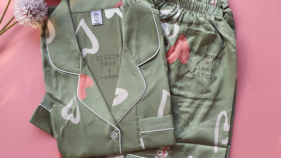 Heart Shortsleeve shorts