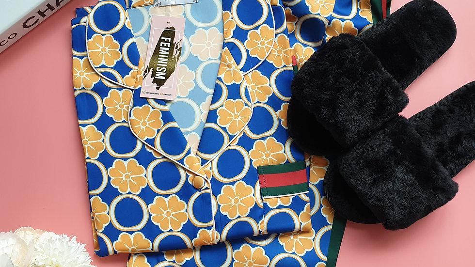Paisley LP+ Victoria slippers