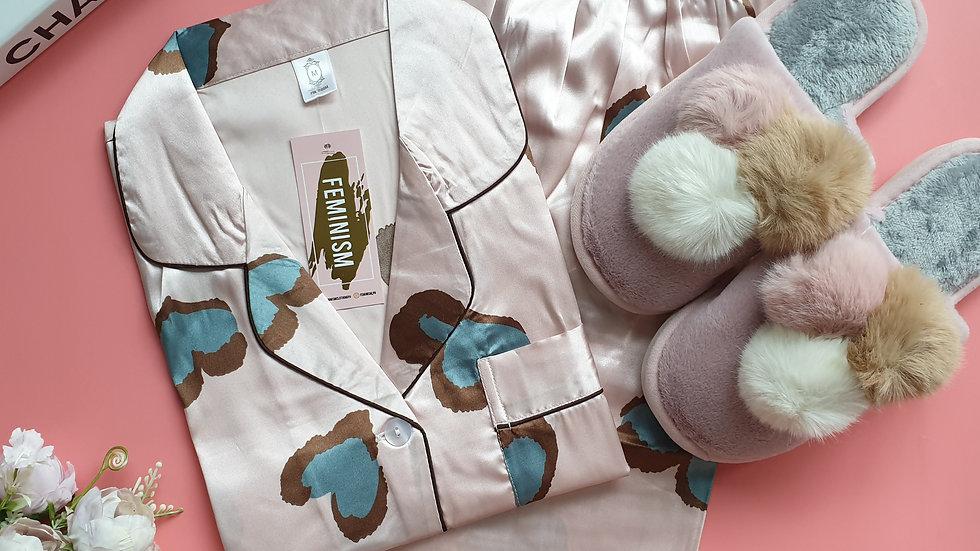 Thalia LP+ Mochi slippers