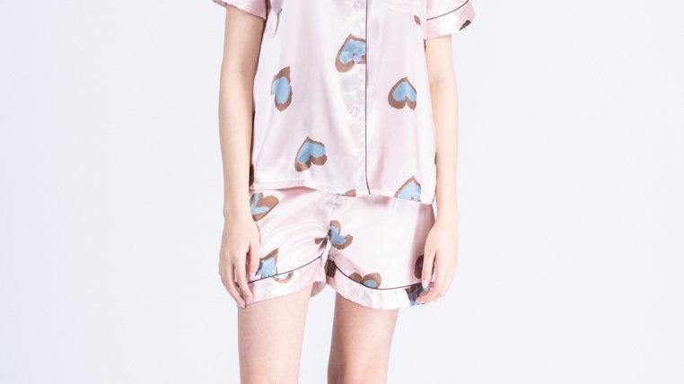 Thalia shortsleeve shorts