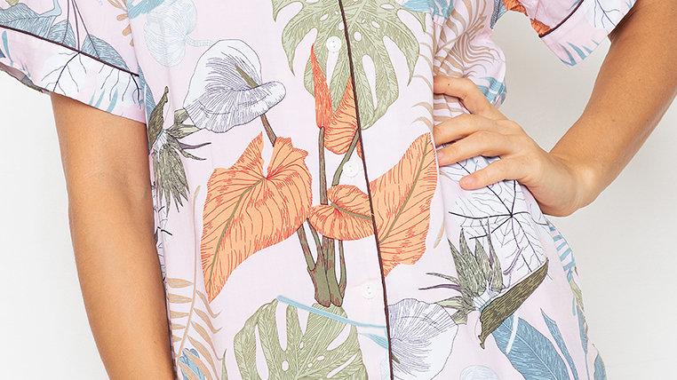 Naomi Shortsleeve Pajama