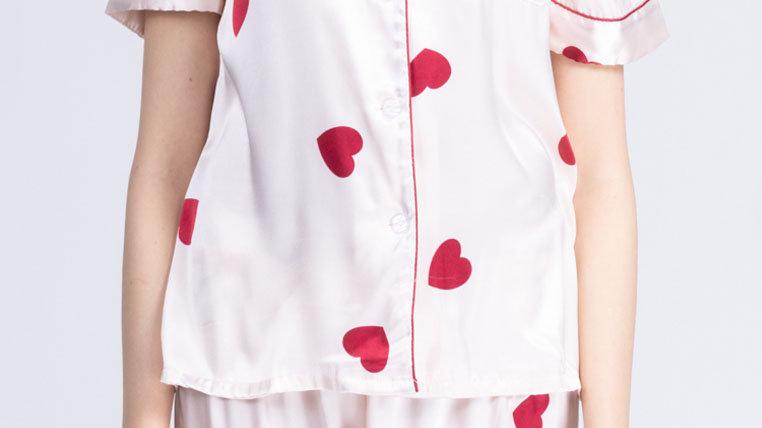 Elise Shortsleeve Pajama