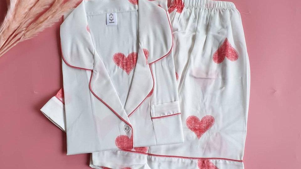 Eve Silk Shortsleeve shorts