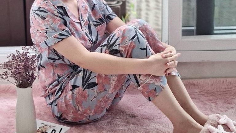 Chloe Shortsleeve Pajama