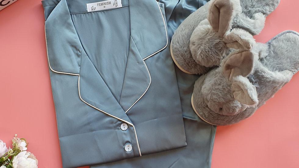 Jane Grey LP+ Rabbit slippers