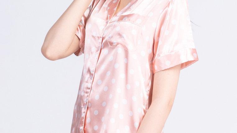 Natasha Shortsleeve Pajama
