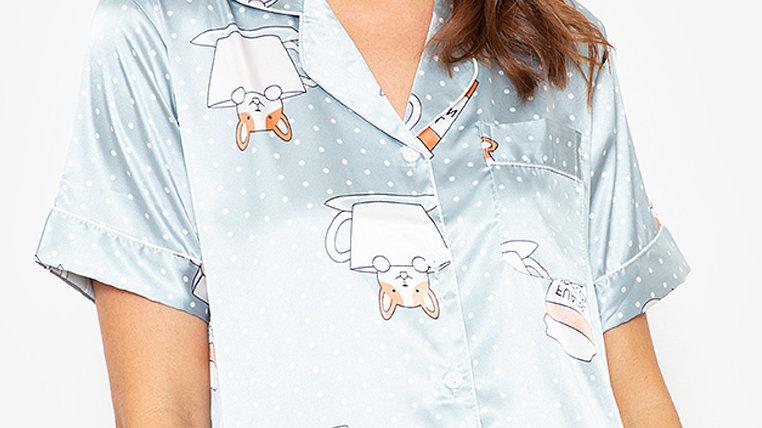 Kaori Shortsleeve Pajama
