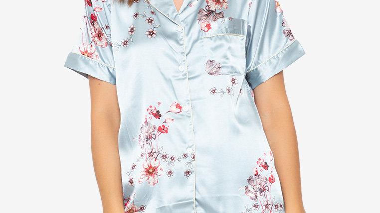Victoria Shortsleeve Pajama
