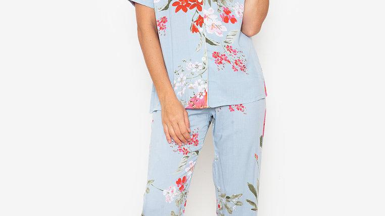 Skylar Shortsleeve Pajama