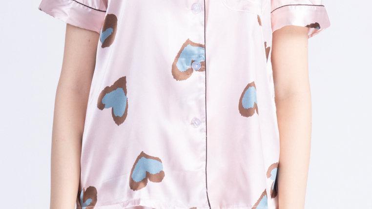 Thalia Shortsleeve Pajama