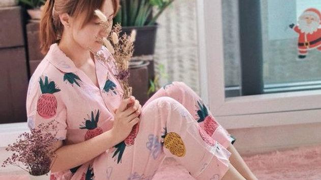 Aura shortsleeve Pajama