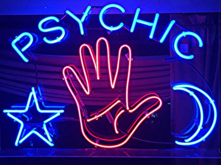 About psychic mediums….