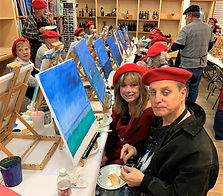jo and joe paintin.JPEG