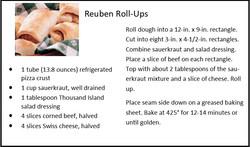 Reuben Roll-Ups