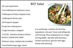 BLT salad pic