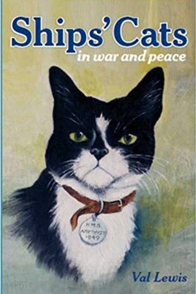 Ship's Cats: In War & Peace
