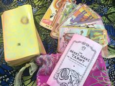 The Sakki-Sakki Tarot