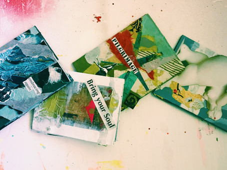 HeArt Zines at The Body Now Summer Retreat